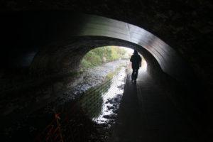 Birmingham canal walk