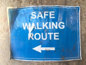 safe-walking-route