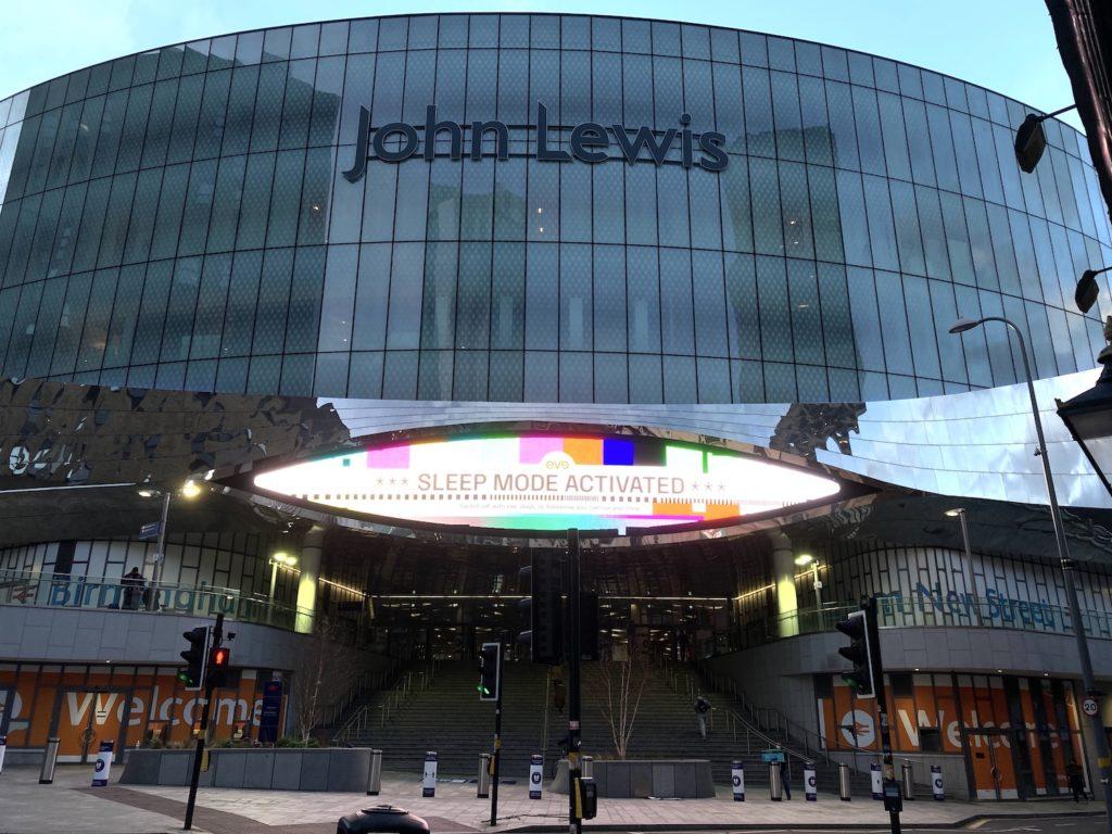 Birmingham Media Eye on Station Street